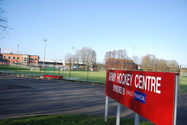 Army Hockey Centre