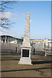 SU8651 : Cammell Memorial by N Chadwick
