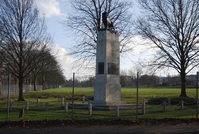 British 8th Army WWI Memorial