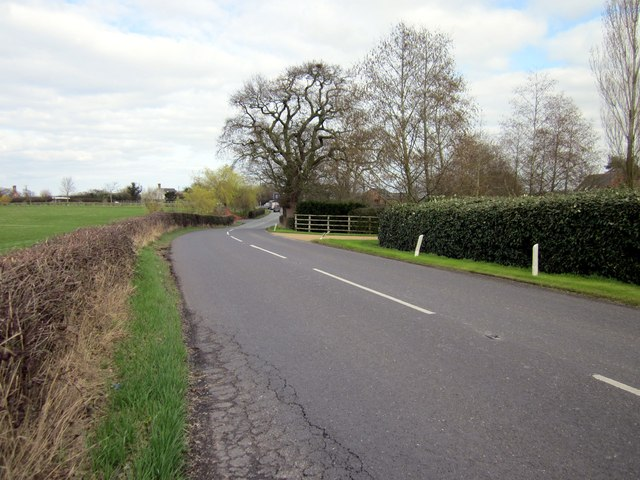 The A5016, Ridley (The Shortest A Road in Britain?)