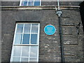 TL8564 : Dickens' blue plaque by John Goldsmith