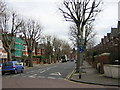 TQ2385 : Walm Lane, on the borders of Cricklewood and Willesden Green by Christopher Hilton