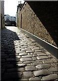 TQ2575 : Lovetts Place, Wandsworth by Derek Harper