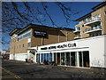 TQ2575 : Gym, Riverside West, Wandsworth by Derek Harper