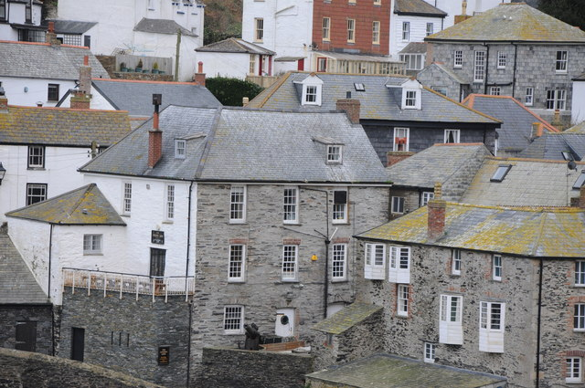 Houses in Port Isaac
