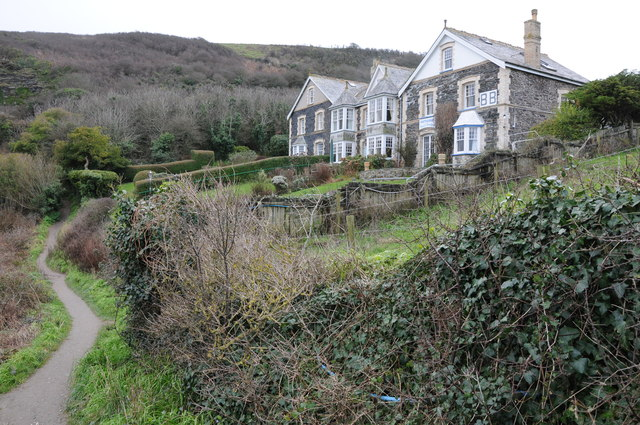 Bed and Breakfast, Port Isaac