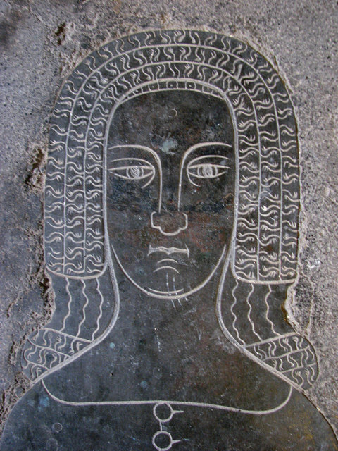Chrishall: Holy Trinity - Joan de la Pole