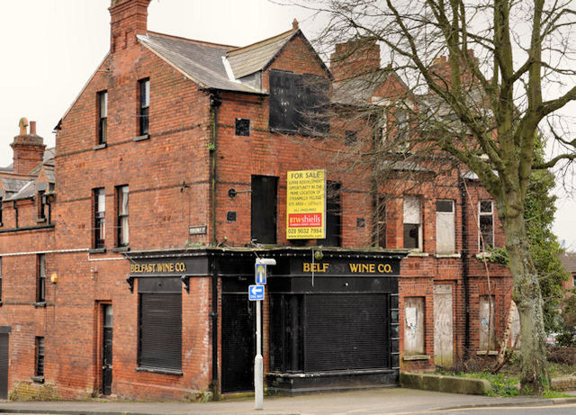 Nos 1-3 Ridgeway Street, Belfast (2012)