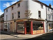 SU3521 : Romsey - Butchers Shop by Chris Talbot