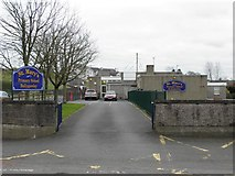 H6357 : St Mary's Primary School, Ballygawley by Kenneth  Allen