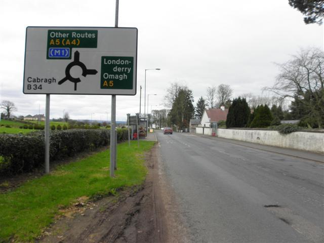 Grange Road, Ballygawley