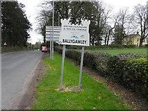 H6357 : Grange Road, Ballygawley by Kenneth  Allen
