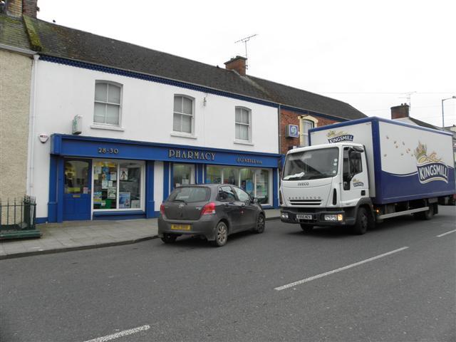 S O'Neill MPS, Pharmacy, Ballygawley