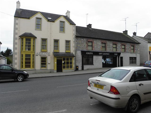 Askins Off-licence & Restaurant, Ballygawley