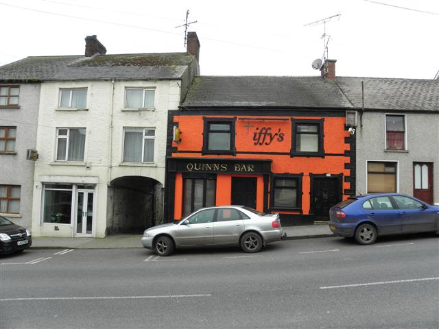 Quinn's Bar & Tiffy's, Ballygawley