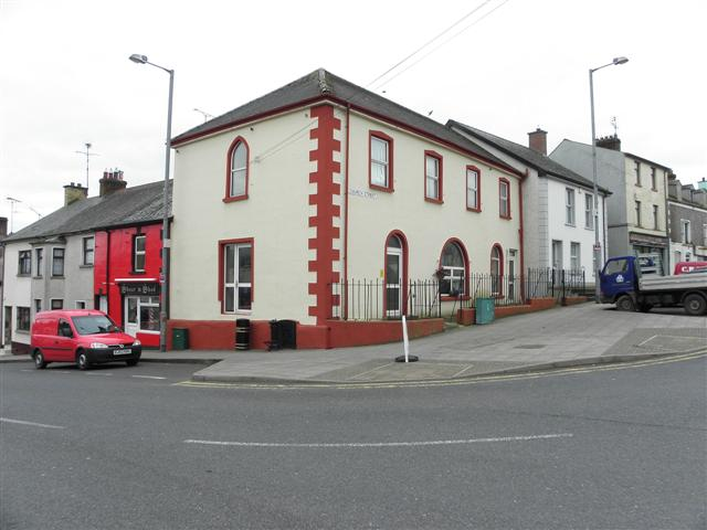 Former Courthouse and Market house, Ballygawley