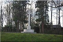 SU8651 : British 2nd Army, WWI Memorial by N Chadwick