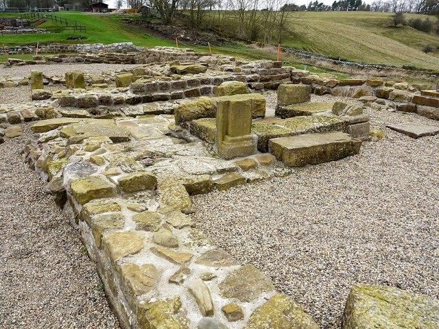 Temple to Jupiter Doilchenus, Vindolanda
