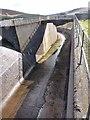 NO2559 : Spillway, Backwater Reservoir by Oliver Dixon