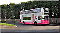 J2867 : Bus terminus, Seymour Hill, Derriaghy by Albert Bridge