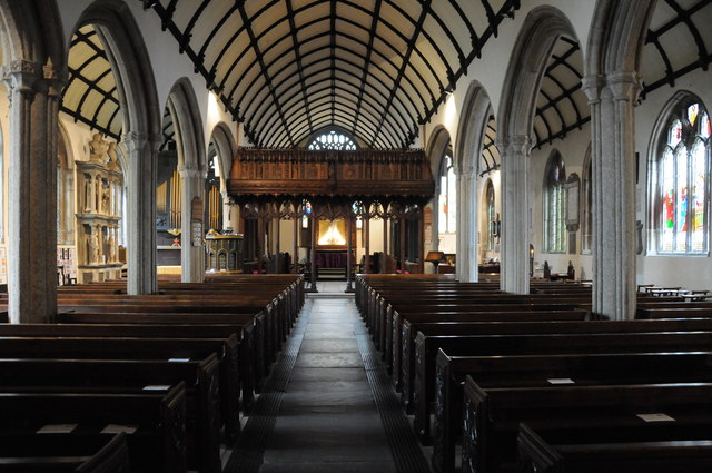 Church of St Mary Magdalene, Launceston