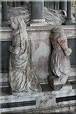SK9576 : Tomb of Sir John Monson, St John's church, S. Carlton by J.Hannan-Briggs