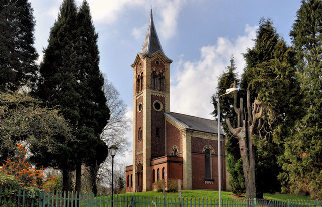 Former Dunmurry Presbyterian church, Dunmurry