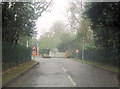 SU9891 : Entrance to Chalfont Grove by John Firth