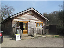 SP9314 : The Barn, College Lake Nature Reserve, near Tring by Chris Reynolds