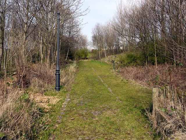 The Old Road, Benwell Nature Park