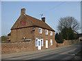 SE9364 : Village butcher, Sledmere by Pauline E