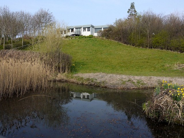 Visitor Centre, Benwell Nature Park