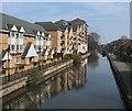 SU7273 : Kennet & Avon Canal by Paul Gillett