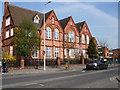 SU7073 : Oxford Road Primary School, Reading by Paul Gillett