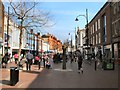 SU7173 : Broad Street, Reading by Paul Gillett