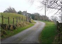 SE0021 : Driveway to Sykes Farm by Humphrey Bolton