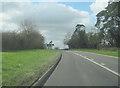 SP7611 : A418 westwards passing Dinton Castle by John Firth