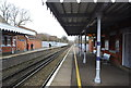 TQ5941 : High Brooms Station by N Chadwick