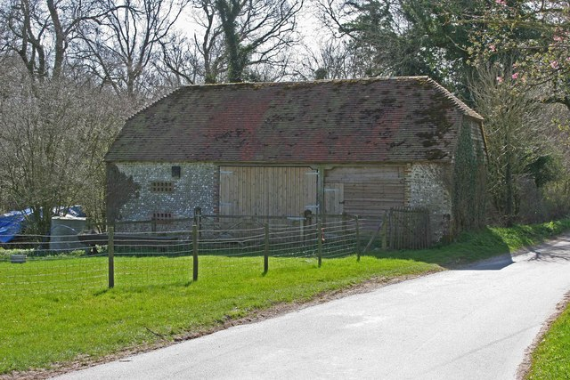 Hyden Farm, Hampshire