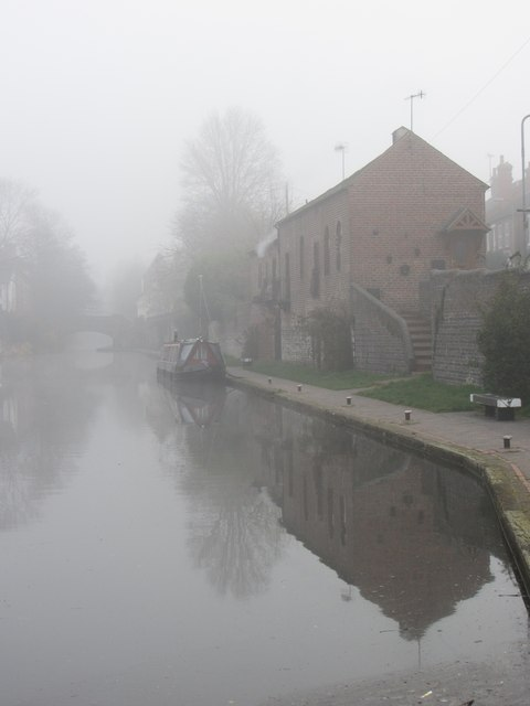 Staffordshire & Worcestershire Canal, Stourport