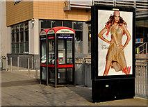 J3372 : Telephone boxes, Belfast (13) by Albert Bridge