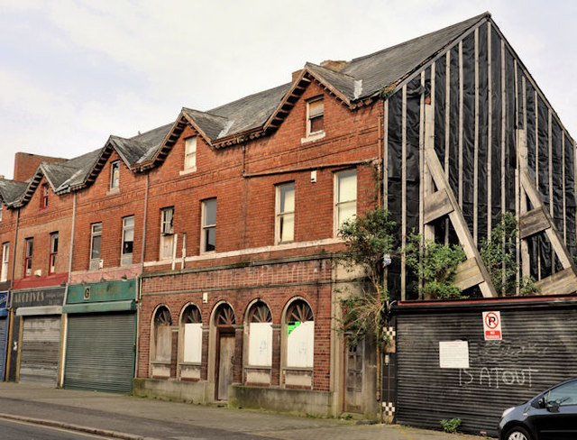 No 92 Donegall Pass, Belfast