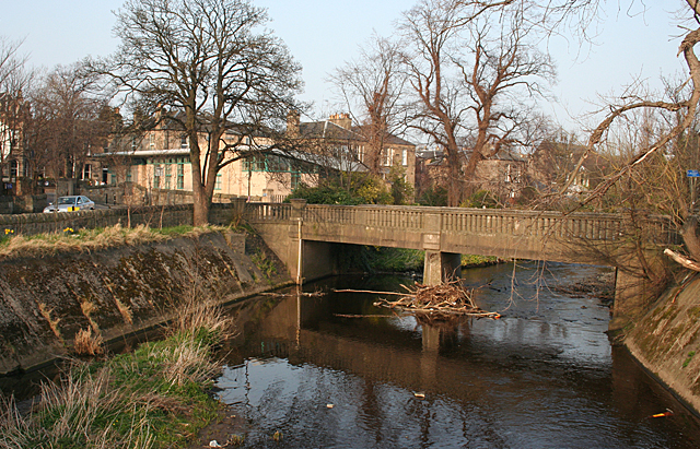 Bridge over the Water of Leith