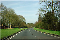 TL6804 : A414 (old A12) by Hylands Park by Robin Webster