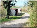 SU0624 : Barns by the drove by Jonathan Kington