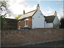 SP4476 : The Old Rectory and St Peter's Cottage by Robin Stott
