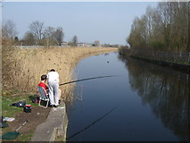 SJ5687 : St Helens Canal, Penketh by JThomas