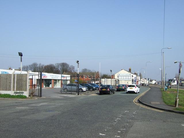 Warrington Road, Penketh