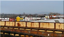SJ9495 : View over Manchester Road by Gerald England
