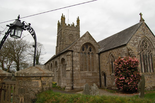 Church of St Ive, St Ive Church End